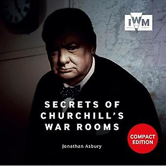 Secrets Of Churchills War Rooms Compact Ed by Asbury & J.