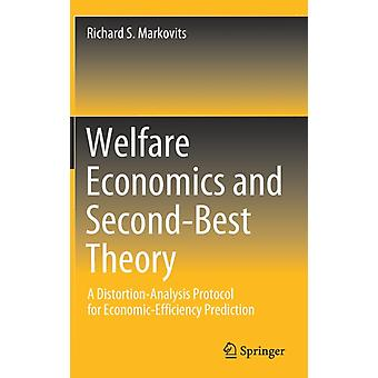 Welfare Economics and SecondBest Theory by Markovits & Richard S.