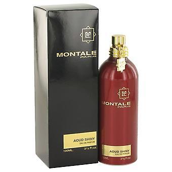 Montale Aoud glänzend Eau De Parfum Spray von Montale 3,3 oz Eau De Parfum Spray