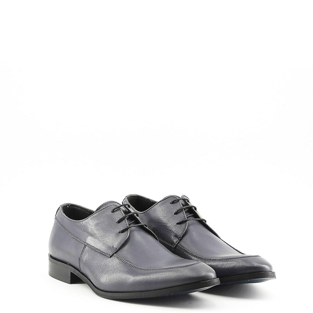 Man Rubber Laced Shoes Mi80983