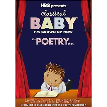 Klassisk Baby: Poesi Visa [DVD] USA import