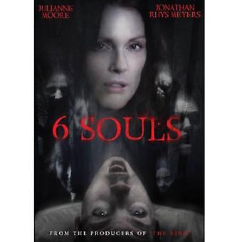 6 Souls [DVD] USA import