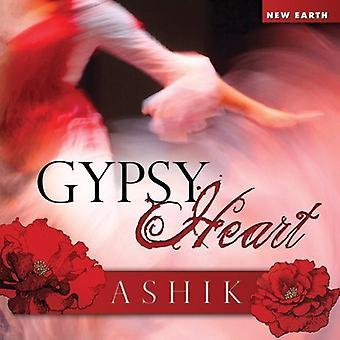 Ashik - Gypsy Heart [CD] USA import