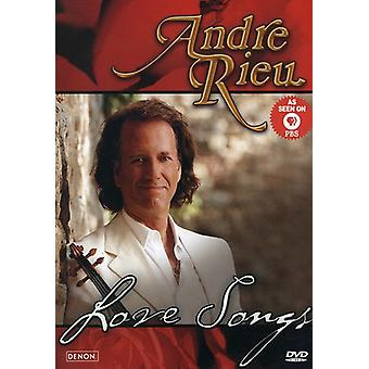 Andre Rieu - Love Songs [DVD] USA import