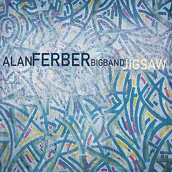 Ferber * Alan - Jigsaw [CD] USA import