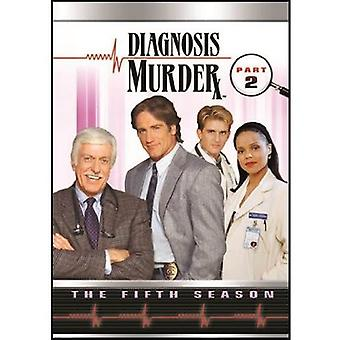 Diagnosis Murder: Season 5 Pt. 2 [DVD] USA import