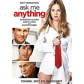 Ask Me Anything [DVD] USA import