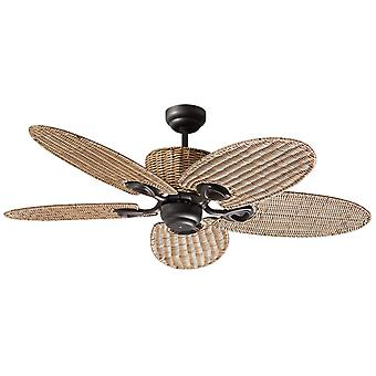 "Ceiling fan Hamilton 132cm / 52"" with remote"