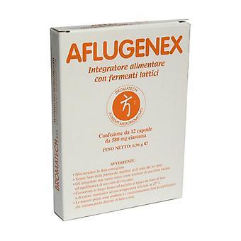 Aflugenex 12 kapselia