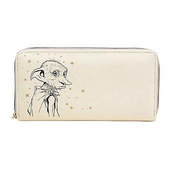 Harry Potter Purse Dobby has no master is a free Elf new Official Cream
