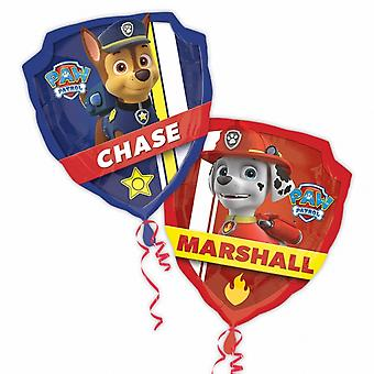 Amscan Supershape Paw Patrol Character Foil Balloon