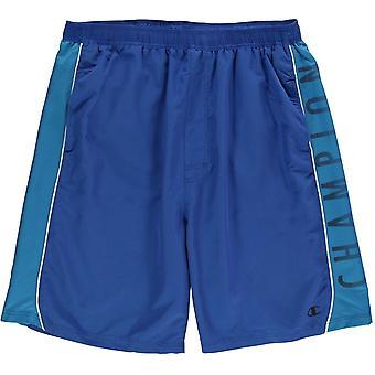 Pantaloncini da stampa laterale Campione Uomini