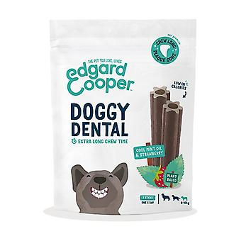 Apple and Mint Small Dog Dental Snack 120 g