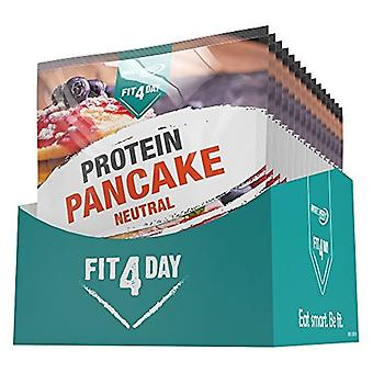 Fit4Day Protein Pancake Natural 15 x 50 gr