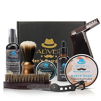 Beard Grooming Kit Professional Beard Trimming Set