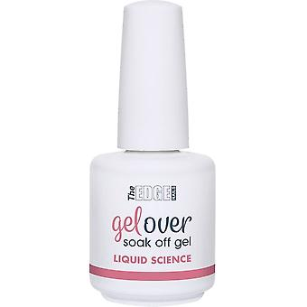 The Edge Nails Gelover 2019 Soak-Off Gel Polish Collection - Liquid Science 15ml (2003323)