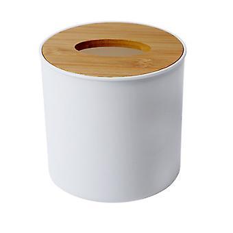 13,3x13cm bambusz szövet doboz