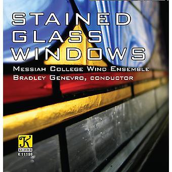 Dilorenzo/Goto/Williams/Yurko/Smith/Turrin/Stroope - Stained Glass Windows [CD] USA import