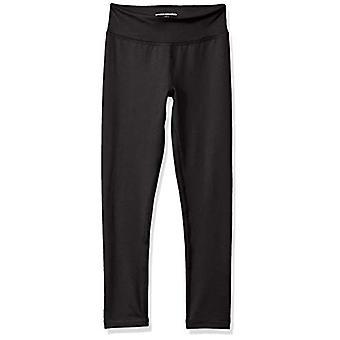 Essentials Big Girls' Full-Length Active Legging, Zwart, XL