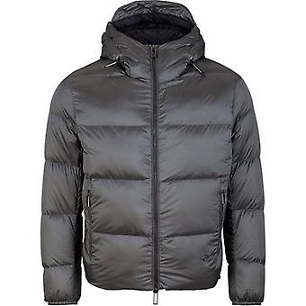 Armani Padded Hooded Jacket