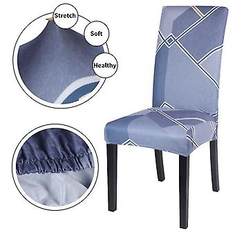 Spandex Stretch Elastic Slipcovers & Chair Covers For Kitchen Dining Room Wedding Banquet Hotel