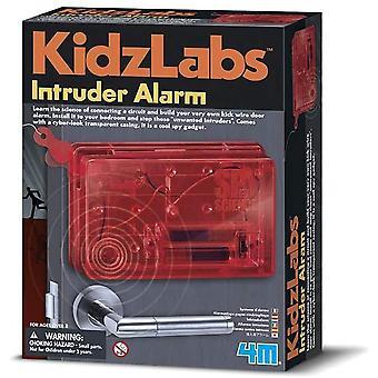 Great Gizmos Kidz Lab Spy Science Intruder Alarm