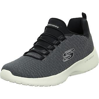 Skechers Slipon דינמיט 58360BLK אוניברסלי כל השנה נעלי גברים