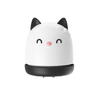 Portátil Beetle Cartoon Mini Desktop Vacuum Dust Cleaner