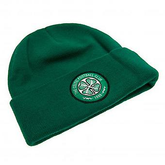 Celtic FC Unisex Adults TU Knitted Hat