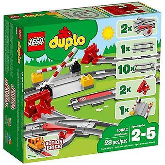 10882 LEGO train tracks