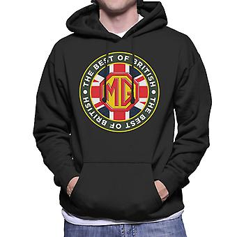 MG Het beste van British Motor Heritage Men's Hooded Sweatshirt