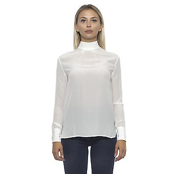 White Pullover Alpha Studio Women