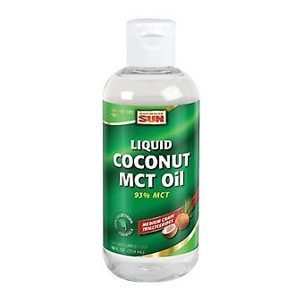 Health From The Sun Liquid Coconut MCT Oil, 12 oz