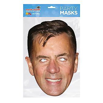 Mask-arade Duncan Bannatyne Kjendiser Party Ansiktsmaske