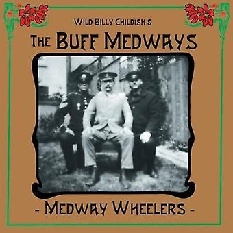 Buff Medways - Medway Wheelers [Vinyl] USA import