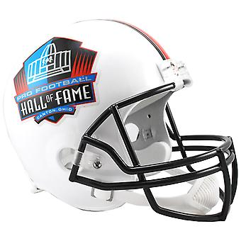 Casco de fútbol réplica Riddell VSR4 - Salón de la Fama de la NFL