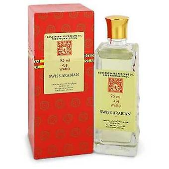 Swiss Arabian Ward By Swiss Arabian Concentrated Perfume Oil Free From Alcohol 3.21 Oz (men) V728-551993