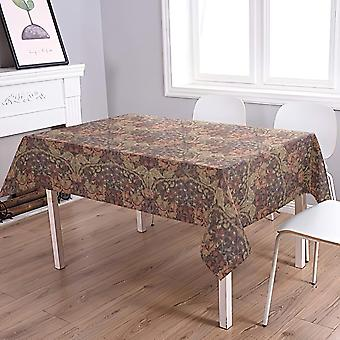 Vintage Honeysuckle  Water-proof Art Print Tablecloths