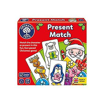 Orchard Toys Present Match
