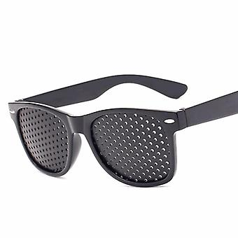 Anti Fatigue Goggles Small Hole Prevention Of Myopia Eyewear Protective Glasses