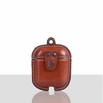 Housse de protection de luxe en cuir tanné Veg pour Apple