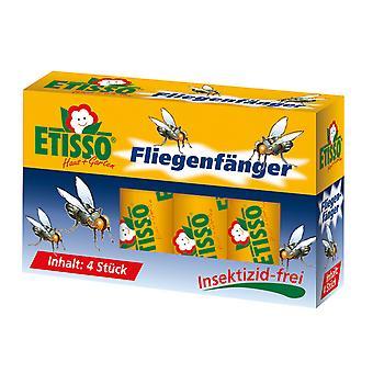 FRUNOL DELICIA® Etisso® flycatcher, 4 pieces