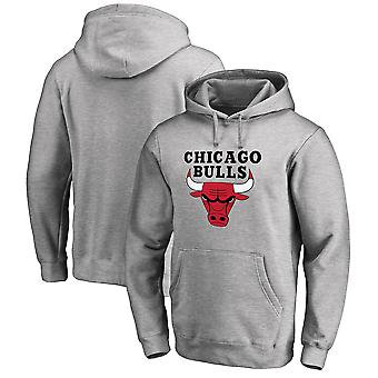 Chicago Bulls Pullover Hoodie Swearshirt Tops 3WY334