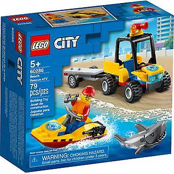 LEGO 60286 ATV شاطئ الإنقاذ
