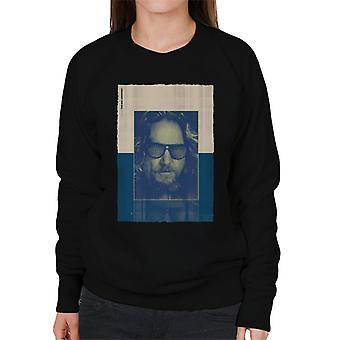 The Big Lebowski The Dude Face Nostalgia Women's Sweatshirt