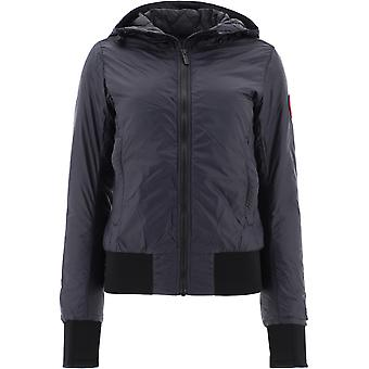 Canada Goose 2219l61 Women's Black Nylon Outerwear Jacket
