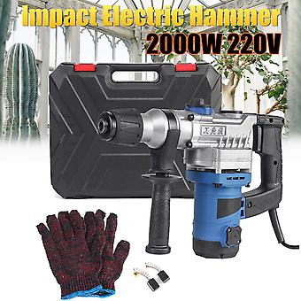Heavy Cordless Rotary Impact Electric Hammer