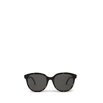 Saint Laurent SL 317 havana żeńskie okulary przeciwsłoneczne