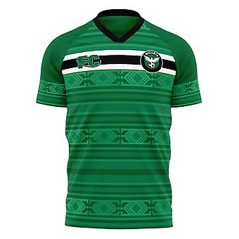 Nigeria 2020-2021 Home Concept Kit (Fans Culture)
