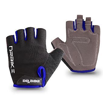Bike,cycling Half Finger Gloves With Absorbing Sweat Design And Women